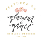Featured on Glamour and Grace